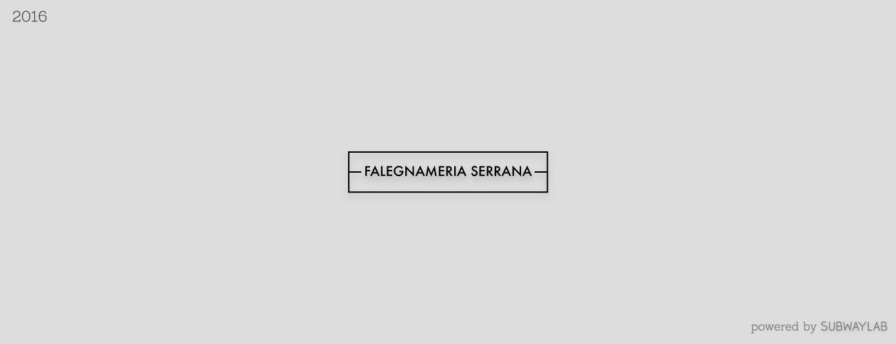 Subwaylab Logo Collection_falegnameria serrana 2016