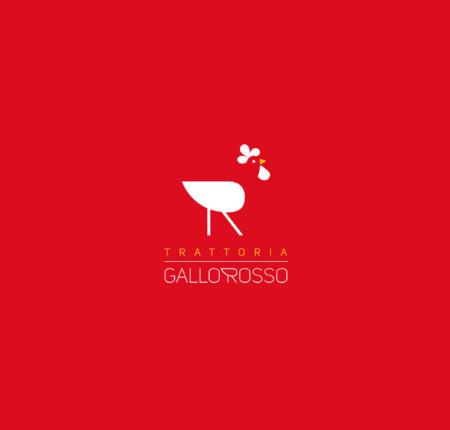Grafica eventi Trattoria Gallo Rosso
